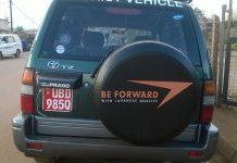 4x4 Car Rental Uganda